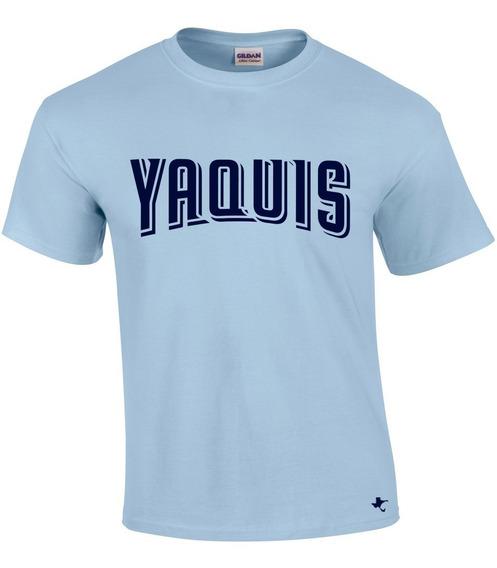 Playera Yaquis Cd Obregón Beisbol M2 By Tigre Texano Designs