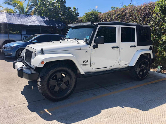 Jeep Wrangler Unlimited 4x4 Aut