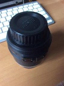 Lente 18/55 Nikon Para Retirar Peças