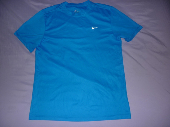 L Remera Dama Nike Dri Fit Running Talle M Art 48416