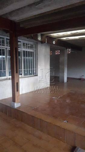 Sobrado Com 3 Dormitórios À Venda, 232 M² Por R$ 450.000,00 - Jardim Das Maravilhas - Santo André/sp - So1786