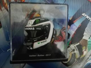 Cascos Pilotos Grandes Premios F1 Nro18 Valtteri Bottas