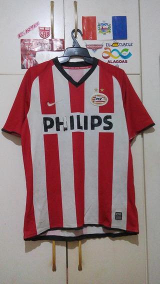 Camisa Original Psv Nike 2008.