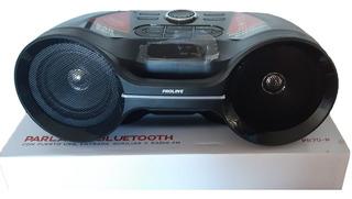 Parlante Proline Pr70-p Bluetooth Portátil Usb Sd Fm 550w Mu
