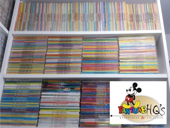 Coleção Almanaque Disney Completa - Relíquia 1/385 Excelente