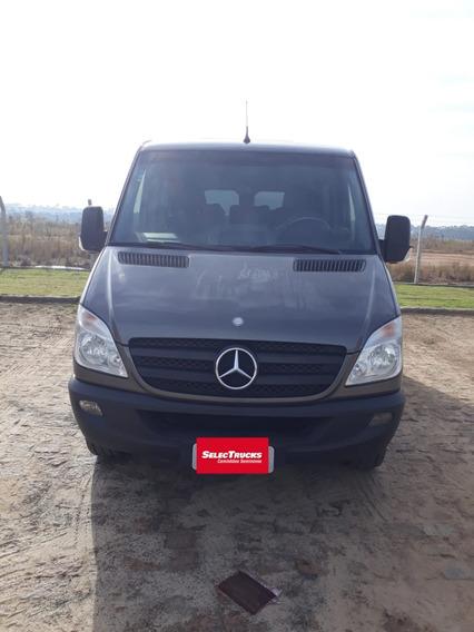 Mercedes-benz Sprinter Van 2.2 Cdi 415 Teto Baixo 5p 2016