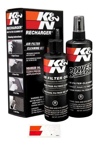 Squeeze Kn 99-5050 Filtro De Ar K&n Limpeza
