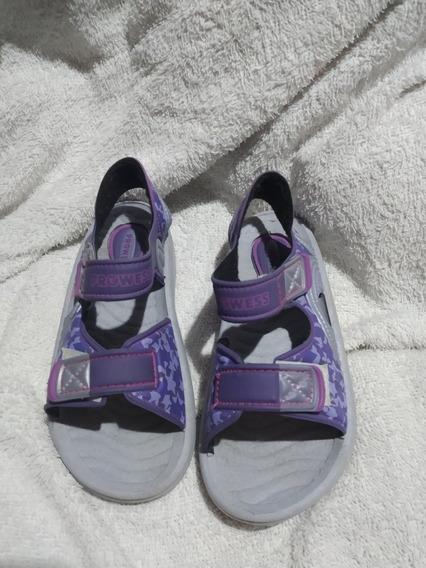 Sandalias Para Nena En Muy Buen Estado