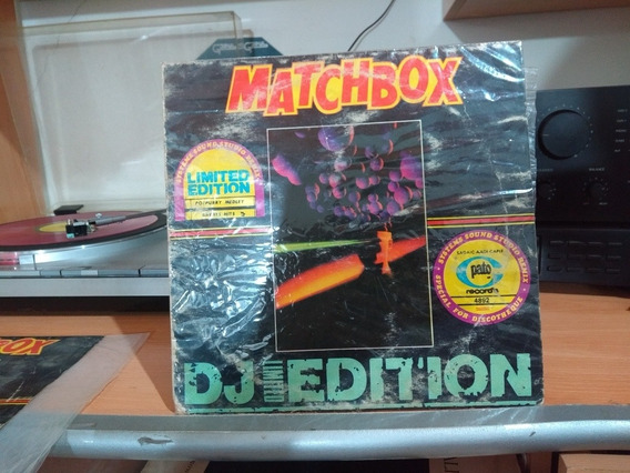 Pato C . Matchbox Edicion Limitada