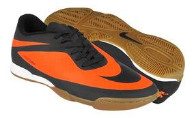 Tenis Nike 599810008 5-8 Simipiel Naranja