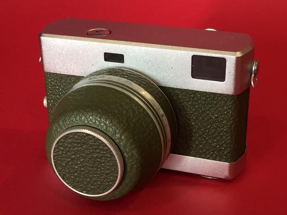 Camera Antiga Werra - Verde