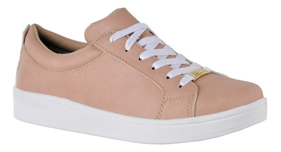 Tênis Plataforma Flatform Cr Shoes Feminino 4030f Preto