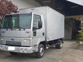 Ford Cargo 712 Bau Padrao Vuc Ano 2011/2012