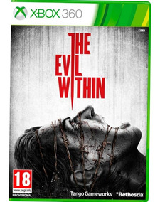 The Evil Within Mídia Digital Xbox 360