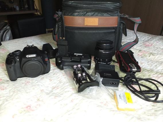Canon Eos T3i Completa