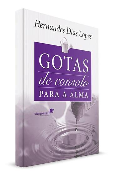 Livro - Gotas De Consolo Para A Alma