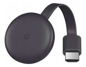 Original Googlechromecast Streaming Hdmi 1080p Novo Lacrado