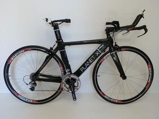 Bicicleta Triatlon Carbono Shimano Ultegra Full Carbono 49cm