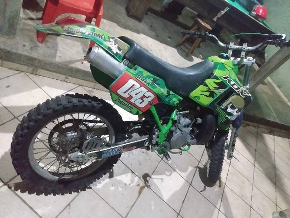 Kawasaki Kdx 200f