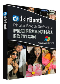 Programa Para Cabina Fotografica Dslr Booth
