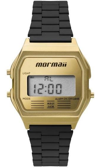 Relógio Mormaii Maui Vintage Digital Mojh02ak/4d