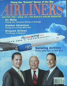 Revista Airliners 120