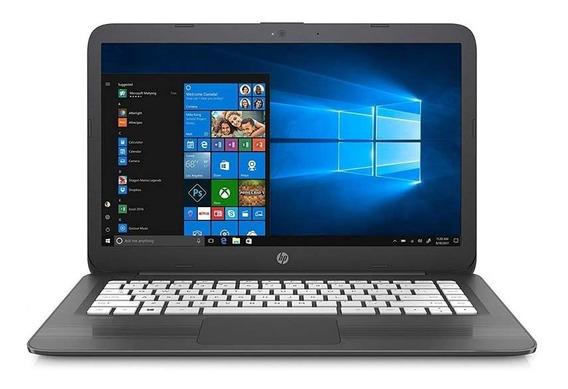Notebook Hp Intel Celeron® 4gb Emmc 32gb Win 10 Tela 14