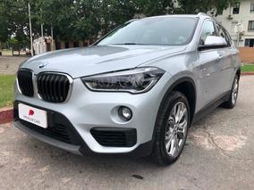 Bmw X1 S Drive 2.0i 2017, Único Dueño, Origen Diplomático