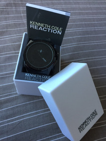 Reloj Kenneth Cole Reaction Hombre Negro
