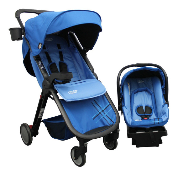 Carriola 4 En 1 Hera Royal Blue, Lifestyle