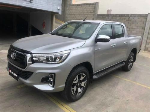 Toyota Hilux 2020 Srx 4x4 Mt Abasto Motors