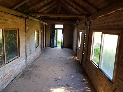 Venta Casa A Terminar San Vicente
