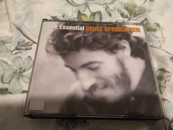 Cd Bruce Springsteen - The Essential - Triplo Frete Incluso