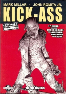 Kick-ass Tomo 01 - Mark Millar
