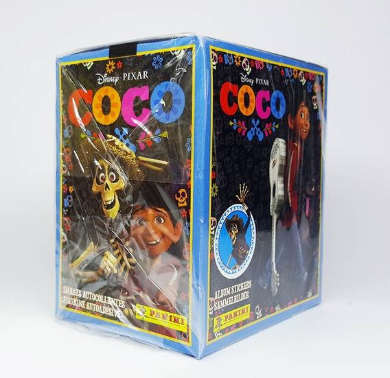 Panini coco sticker colección 25 bolsas//125 sticker nuevo