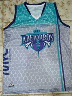 Uniforme Basket Ball Sublimado Pqt 12 Pzs($476c/u) Inc Envío
