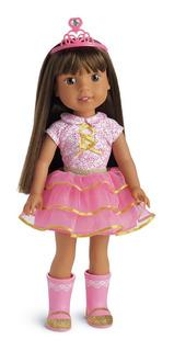 Muñeca American Girl Welliewishers Ashlyn Doll Original