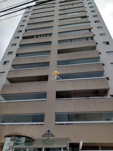 Imagem 1 de 30 de Apartamento Com 2 Dorms, Aviação, Praia Grande - R$ 370 Mil, Cod: 5919 - V5919