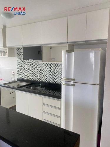 Imagem 1 de 23 de Apartamento Com 2 Dormitórios À Venda, 48 M² Por R$ 235.000 - Horto Do Ipê - São Paulo/sp - Ap0887