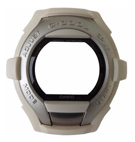 Caixa Original Casio Gt-004 Gt-000 G-cool G-shock Branco