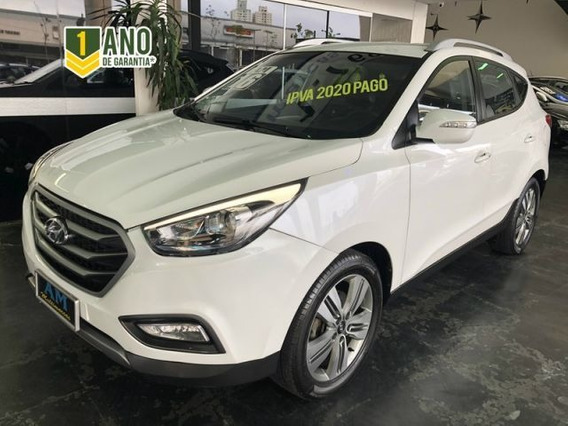 Hyundai Ix35 Gls 2.0 Mpfi 16v Flex, Enb8638