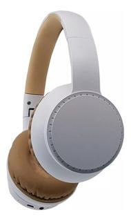 Auricular Bluetooth Harrison D1 Xbass Bateria 4hs Blanco !!