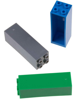 Columnas Para Bases Lego Compatibles