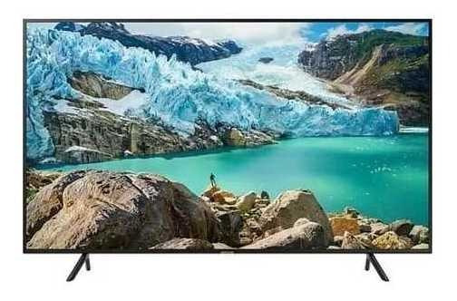 Smart Tv 4k Samsung 50 Ru7100, Uhd, 3 Hdmi, 2 Usb, Wi-fi