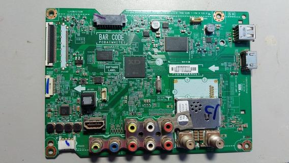 Placa Principal Tv Lg 32lb550b 32lb560 32lb560b - Original