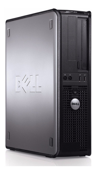 Cpu Dell Optiplex 380 Desktop Core 2 Duo 2gb Hd 80gb Dvd