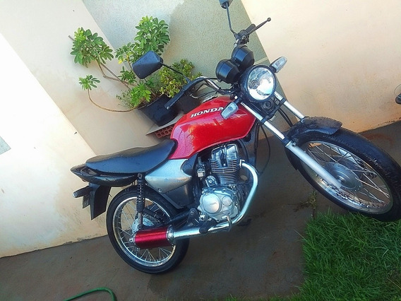 Honda Cg Fan 125 2006
