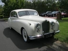 Jaguar Mkvii 1952 Excelente Oportunidad De Tener Un Clasico