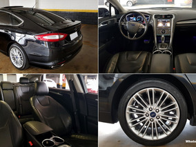 Ford Fusion 2.0 Gtdi Titanium Awd Teto
