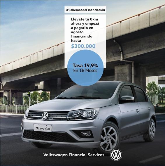Volkswagen Gol Trendline 1.6 101cv Entrega (1)